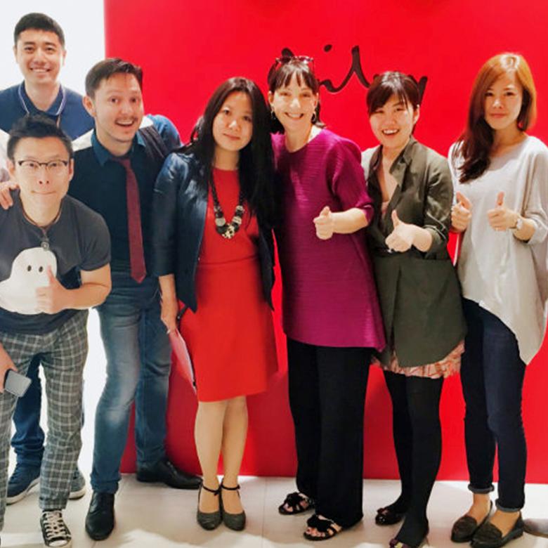 StarMaker HK Workshop for Ogilvy by Teresa Norton